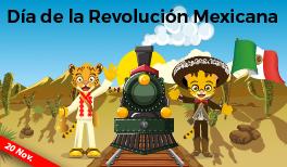 20 de Noviembre. Día de la Revolución Mexicana
