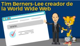13 de Noviembre. El padre de la Web está preocupado por el futuro de internet
