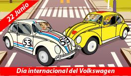 22 de junio: Día Internacional del Wolkswagen