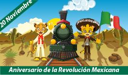 20 de noviembre: Día de la revolución Mexicana