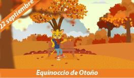 22 de septiembre: Equinoccio de otoño