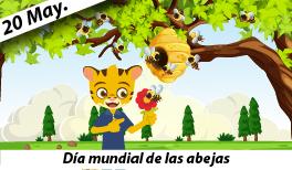 20 de mayo: Día Mundial de las Abejas