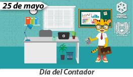 25 de Mayo. Día del contador