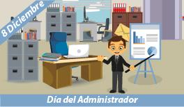 8 de diciembre: Día del Administrador