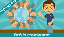 10 DE DICIEMBRE: DÍA DE LOS DERECHOS HUMANOS