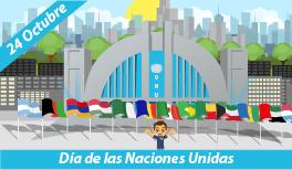 24 de Octubre. Día de las Naciones Unidas