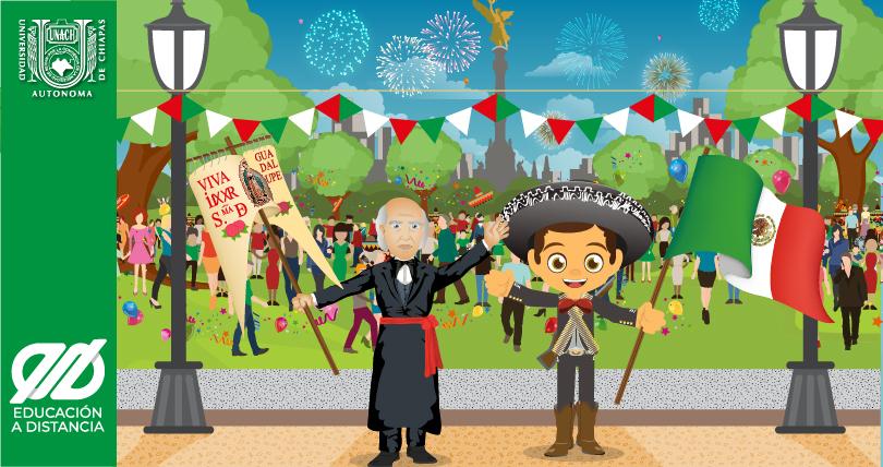 16 de septiembre: Inicio de la Independencia de México