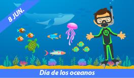 08 de Junio: Día Mundial de los Océanos