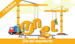 1 de Octubre. Día del Arquitecto en México