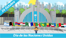 24 de Octubre. Día de las Naciones Unidad
